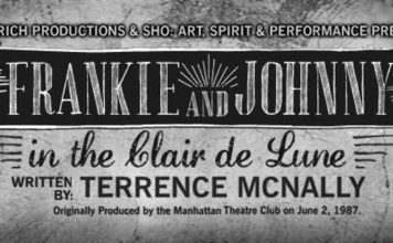 YQGrocks | Frankie and Johnny in the Clair de Lune Opens In Windsor March 31