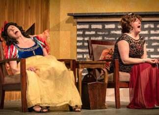YQGrocks   Hilarity Breaks Out in Korda's Vanya and Sonia and Masha and Spike