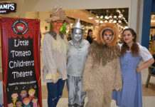 "YQGrocks | Little Tomatoes are ""Over the Rainbow"" to showcase Wizard of Oz in May"