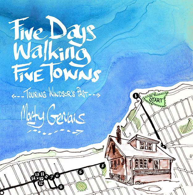 Five-Days-Walking-Five-Towns