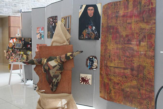 Evolante Art Exhibit