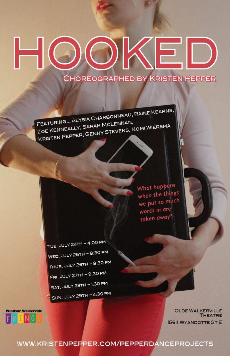 Hooked - Windsor Poster