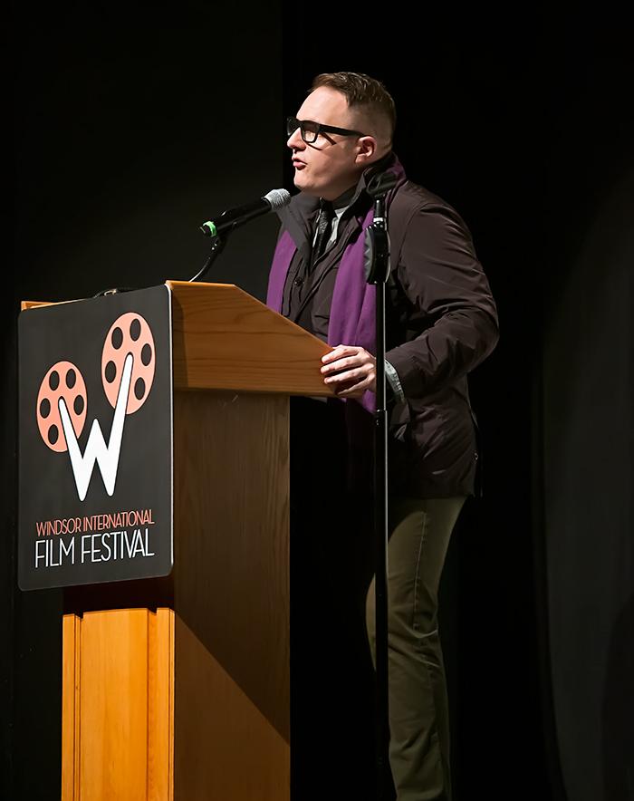 Windsor International Film Festival (Photos by Maureen Stewart, K&M Photography)