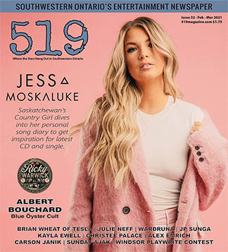 519 Feb 2021 with Jess Moskaluke