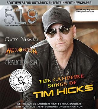 519 Magazine July 2021 with Tim Hicks
