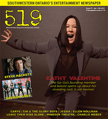 519 January 2021 with Kathy Valentine