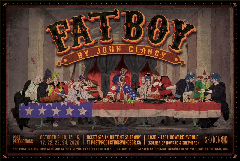 Fatboy Poster