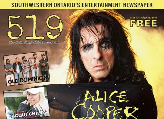 519-July Alice Cooper