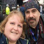 Dan and April Savoie