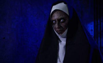 Felissa Rose in A Nun's Curse