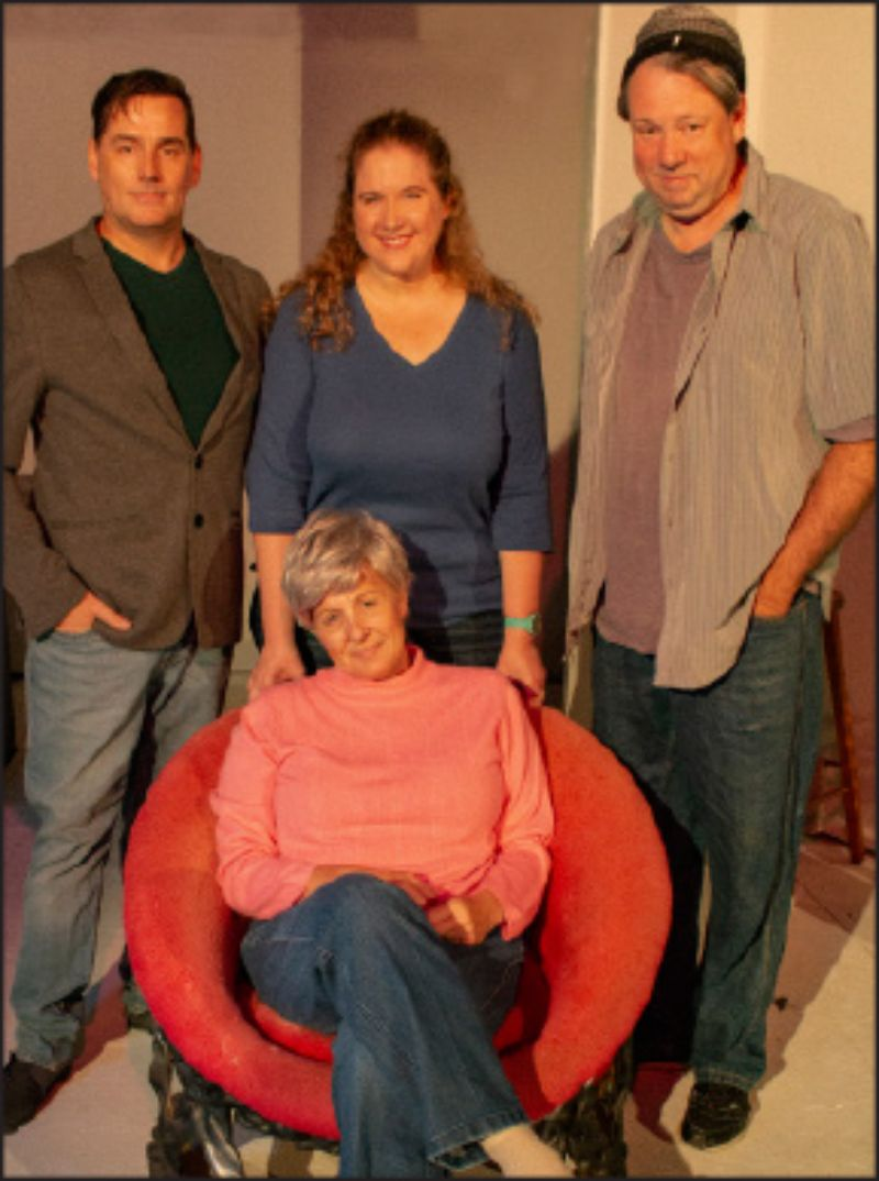 Bloomsbury House Cast for Marjorie Prime