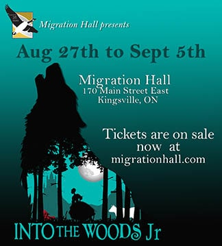 Into The Woods Jr. - MH