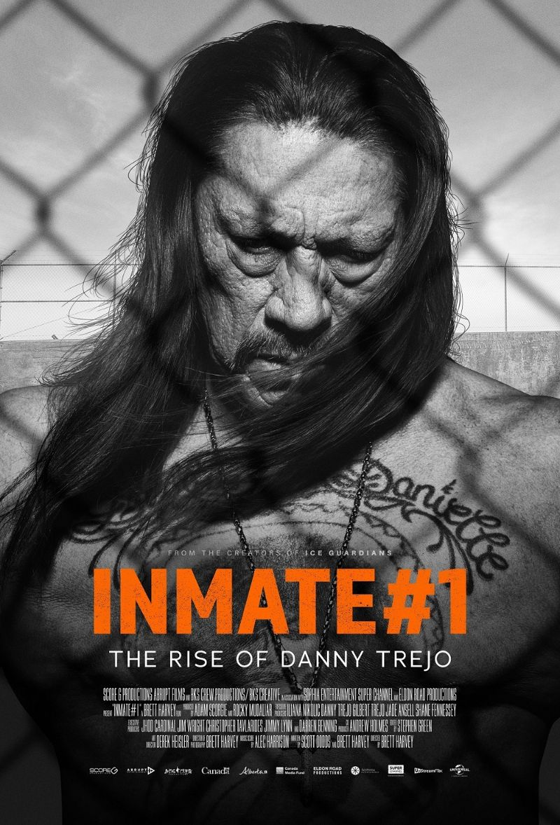 Inmate #1 movie poster