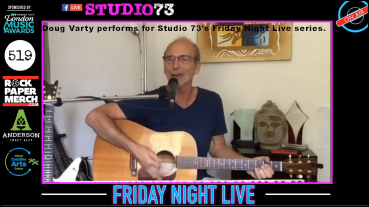 Doug Cary performs for Studio 73