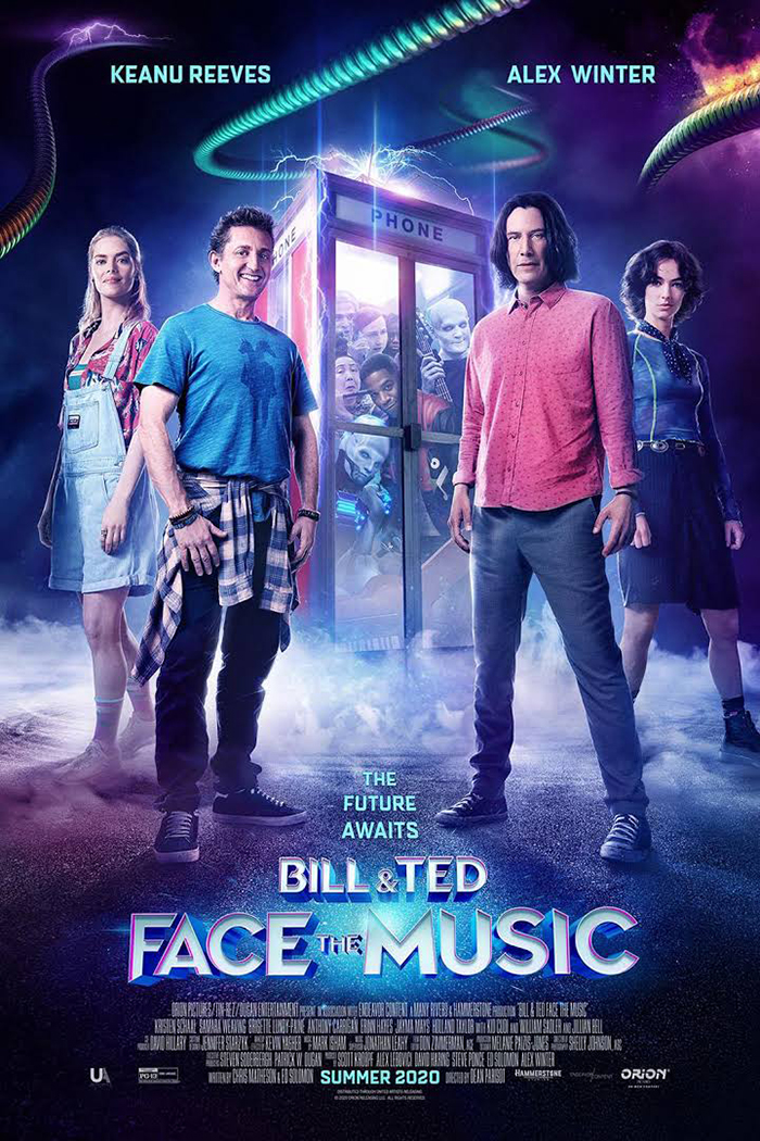 Bill Ted Poster