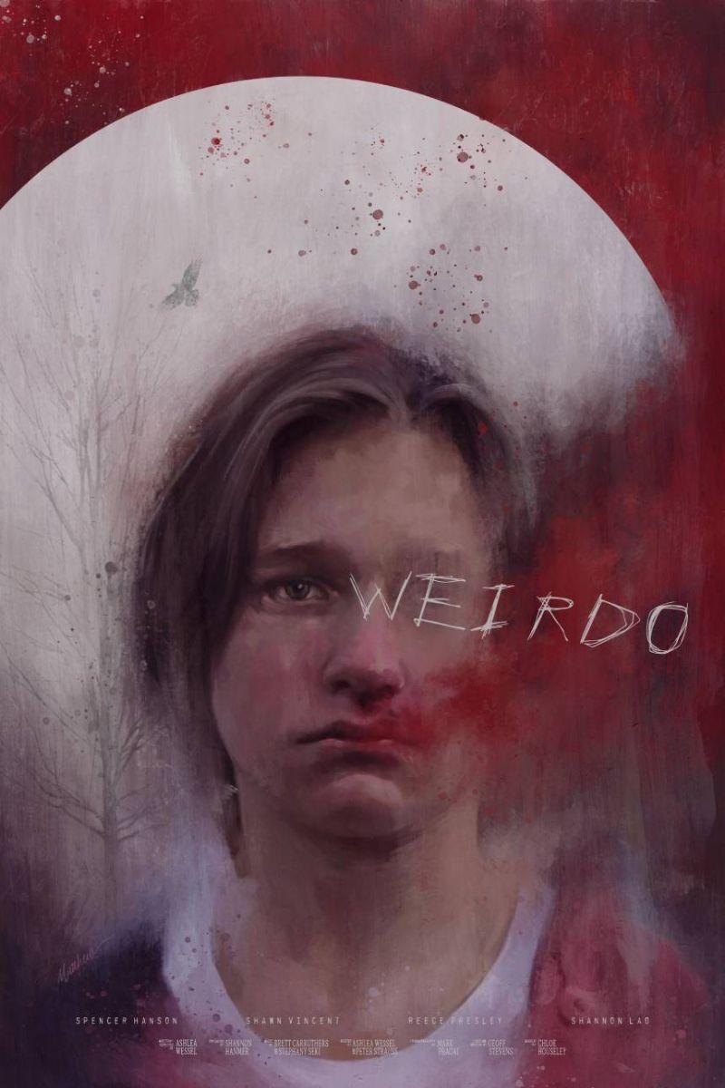 Weirdo Poster