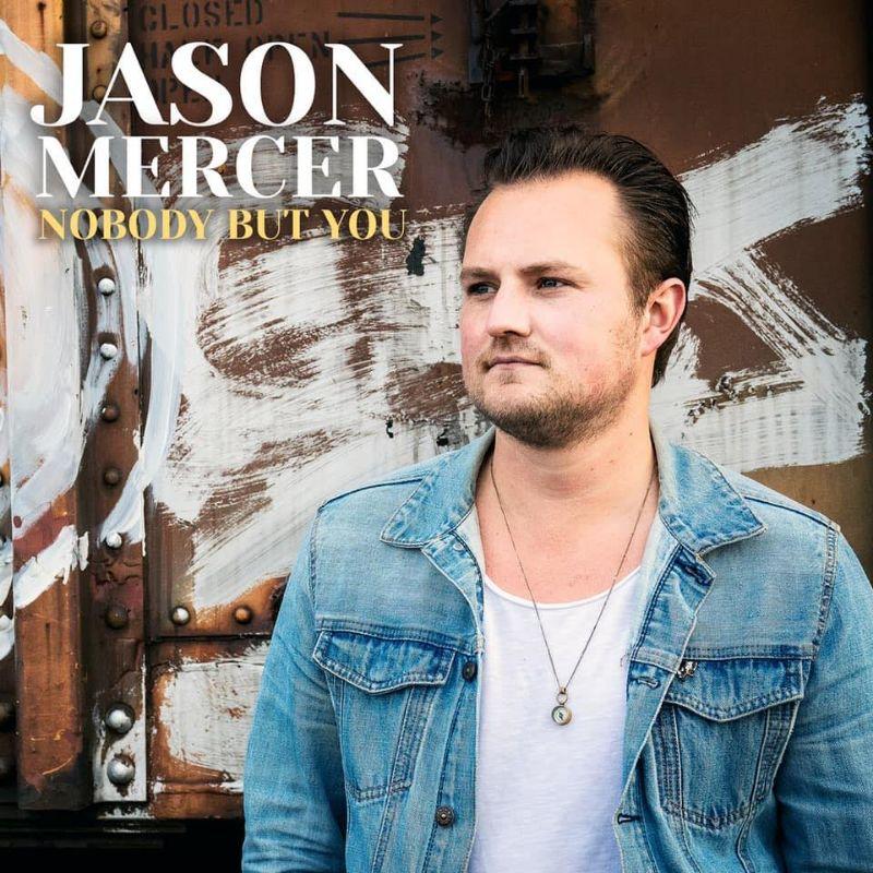 Jason Mercer album cover