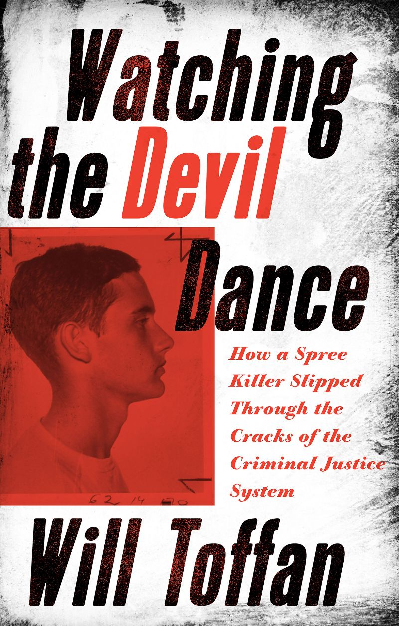 Watching the Devil Dance - book cover
