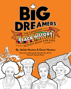 Cover Black History Activity Book