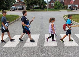 Leave Those Kids Alone