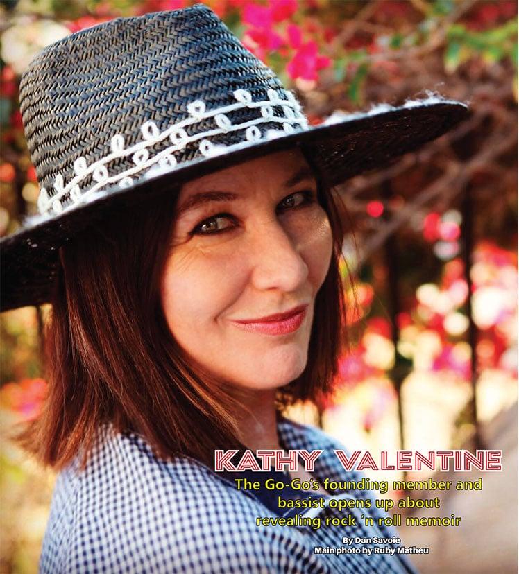 Kathy Valentine