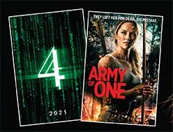 Matrix 4 & Army of One