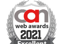 2021 Canadian Web Award of Excellence