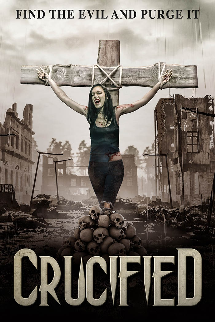 Crucified poster