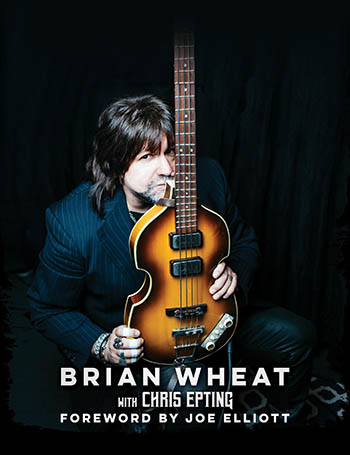 Brian Wheat book cover