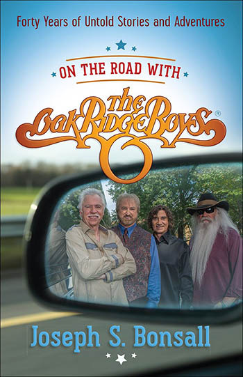 On the Road with The Oak Ridge Boys - book cover