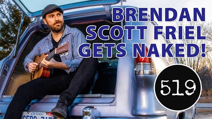 Brendan Scott Friel