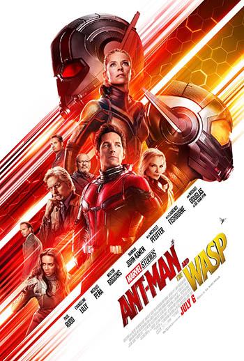 Ant-man vs Wasp Poster