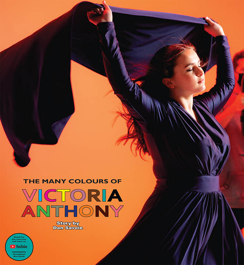 Victoria Anthony