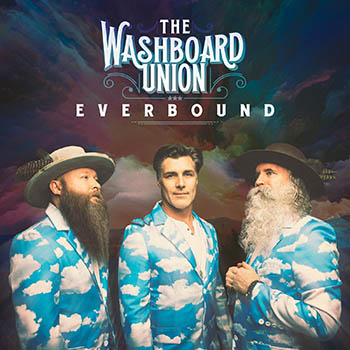 Washboard Union - Everbound album cover