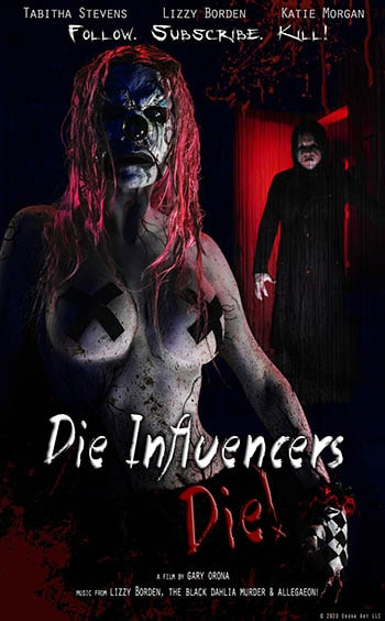 Die Influencers Die! - Poster