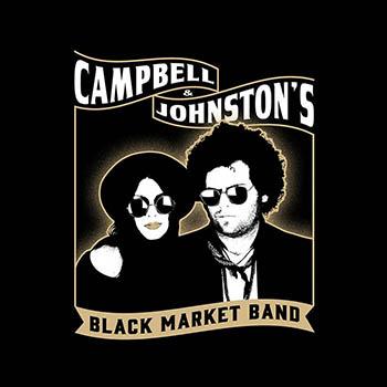 campbelljohnston-blackmarketband album cover