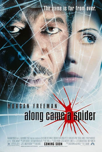 Along Came A Spider Poster-min
