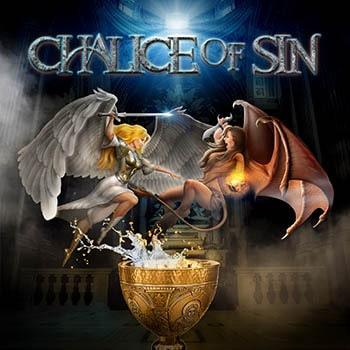 CHALICE OF SIN cover