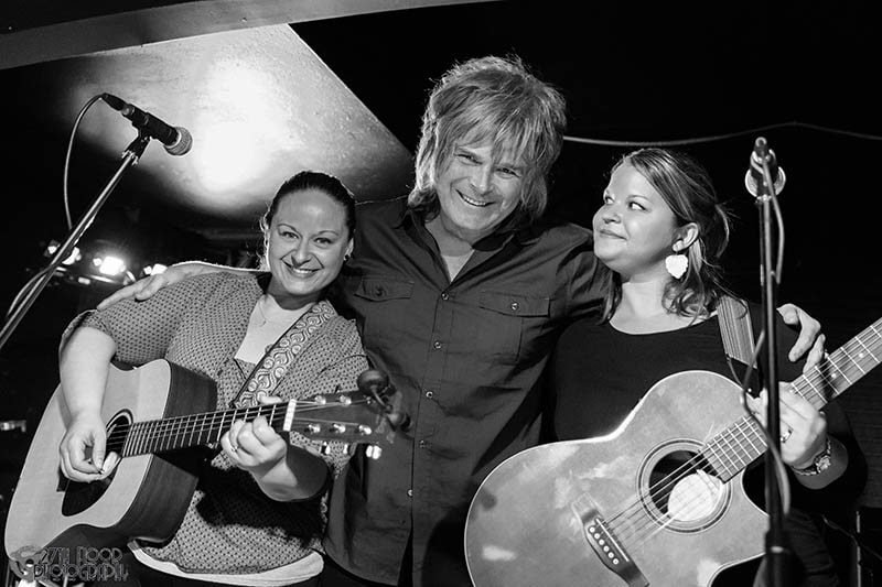 Jeff Burrows and Twisted Sisters Drum Marathon