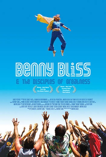 Benny Bliss - poster-min