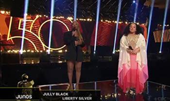 Jully Black & Liberty Silver