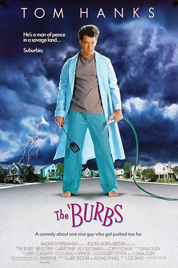 The Burbs' poster-min